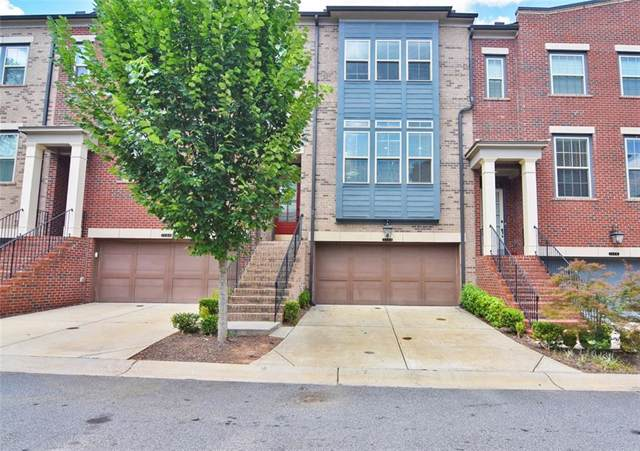 1108 Holly Avenue #13, Dunwoody, GA 30338 (MLS #6584299) :: North Atlanta Home Team