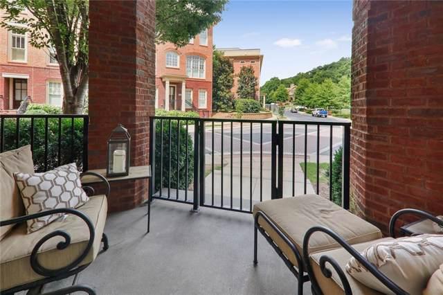 200 River Vista Drive #210, Atlanta, GA 30339 (MLS #6584750) :: KELLY+CO