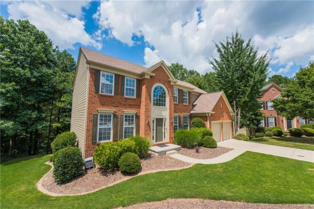 521 Elkhorn Place, Woodstock, GA 30189 (MLS #6585356) :: Kennesaw Life Real Estate