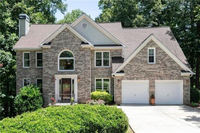 2240 Duck Hollow Drive NW, Kennesaw, GA 30152 (MLS #6585507) :: North Atlanta Home Team