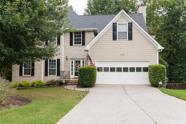 2139 Hunters Branch Court, Lawrenceville, GA 30043 (MLS #6585542) :: RE/MAX Paramount Properties
