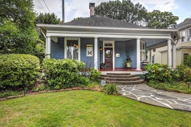 1165 Alta Avenue NE, Atlanta, GA 30307 (MLS #6585552) :: The Justin Landis Group