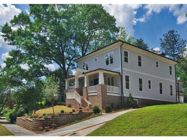 596 Sherwood Road NE, Atlanta, GA 30324 (MLS #6585697) :: Dillard and Company Realty Group