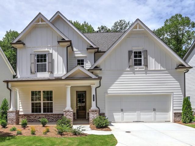 4727 Blisston Street NE, Marietta, GA 30066 (MLS #6585807) :: Kennesaw Life Real Estate