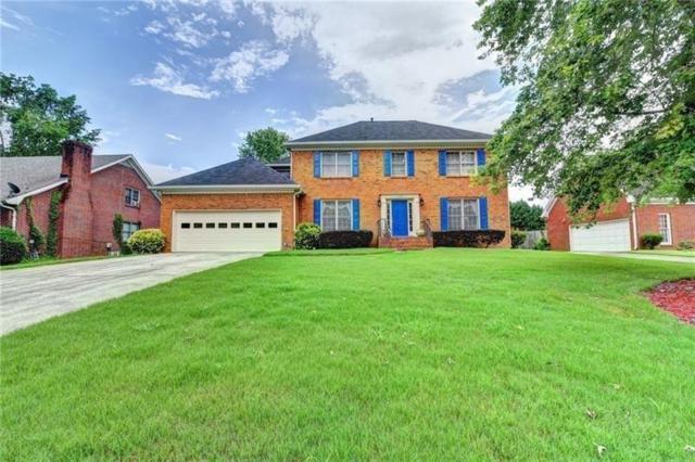 632 Antietam Drive, Stone Mountain, GA 30087 (MLS #6586240) :: RE/MAX Paramount Properties