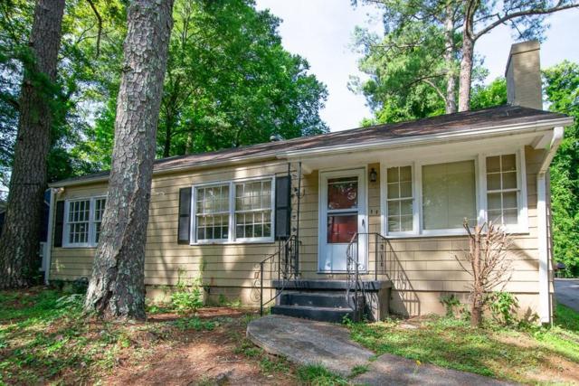 1586 Kenmore Street SW, Atlanta, GA 30311 (MLS #6586460) :: The Zac Team @ RE/MAX Metro Atlanta