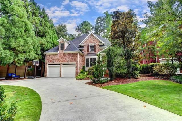 1466 Sylvan Circle NE, Brookhaven, GA 30319 (MLS #6586551) :: Good Living Real Estate