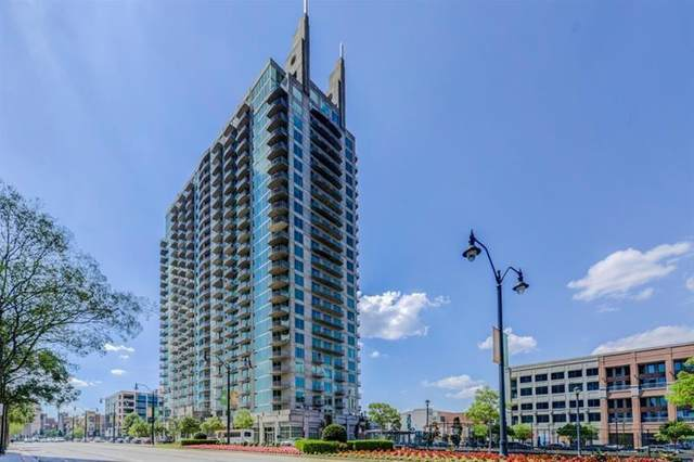 361 17th Street NW #1919, Atlanta, GA 30363 (MLS #6586732) :: The North Georgia Group