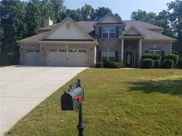 124 Ruth Way, Douglasville, GA 30134 (MLS #6587273) :: North Atlanta Home Team