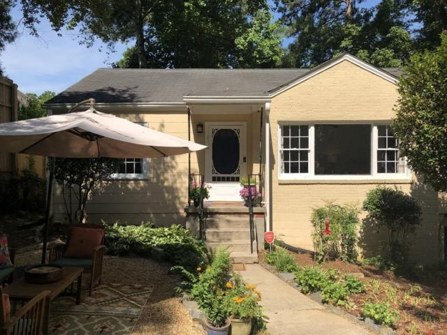 1524 Chantilly Drive NE, Atlanta, GA 30324 (MLS #6588339) :: Rock River Realty