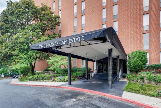 3060 Pharr Court North NW #613, Atlanta, GA 30305 (MLS #6588690) :: Kennesaw Life Real Estate