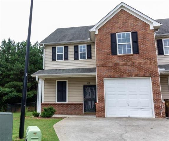 30 Eagle Glen Drive NE, Cartersville, GA 30121 (MLS #6588770) :: Path & Post Real Estate