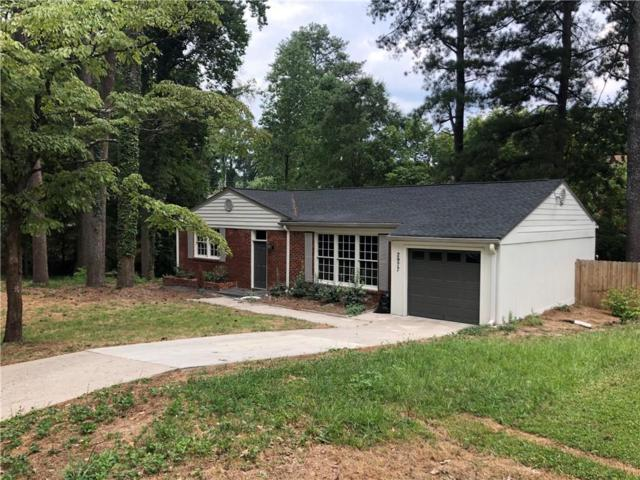 2977 Eleanor Terrace NW, Atlanta, GA 30318 (MLS #6588888) :: Charlie Ballard Real Estate