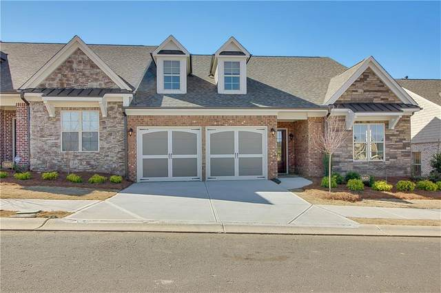 5750 Dalton Ridge E #96, Suwanee, GA 30024 (MLS #6589124) :: Vicki Dyer Real Estate