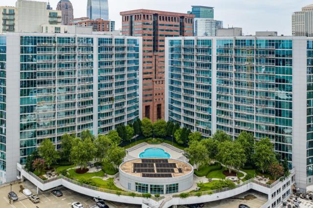 950 W Peachtree Street NW #802, Atlanta, GA 30309 (MLS #6589474) :: Iconic Living Real Estate Professionals