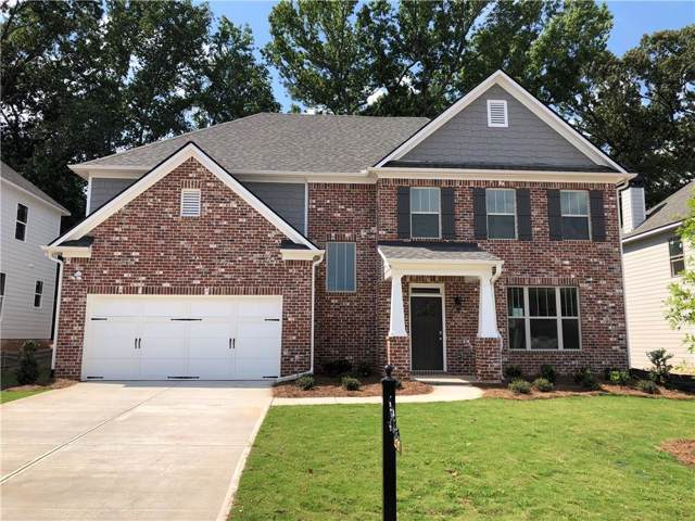 1087 Halletts Peak Place, Lawrenceville, GA 30044 (MLS #6590031) :: RE/MAX Paramount Properties
