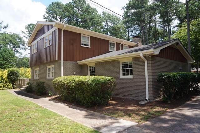 2858 SE Fieldstone Court SE, Conyers, GA 30013 (MLS #6590086) :: North Atlanta Home Team