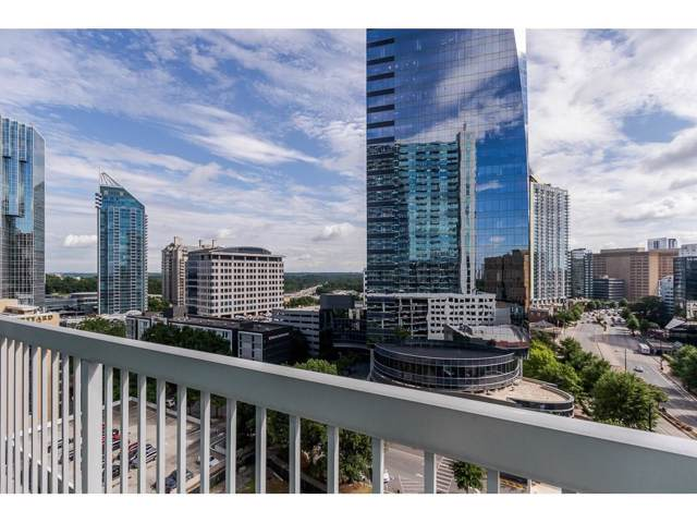 3324 Peachtree Road NE #1105, Atlanta, GA 30326 (MLS #6590183) :: RE/MAX Paramount Properties