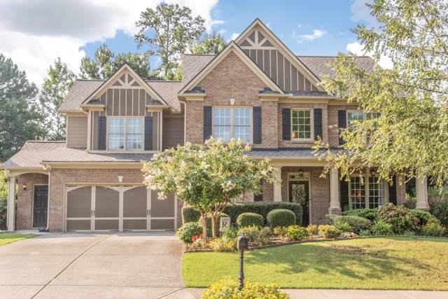 505 Cape Ivey Drive, Dacula, GA 30019 (MLS #6590192) :: Charlie Ballard Real Estate