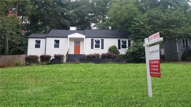 1231 Thomas Road, Decatur, GA 30030 (MLS #6590213) :: North Atlanta Home Team