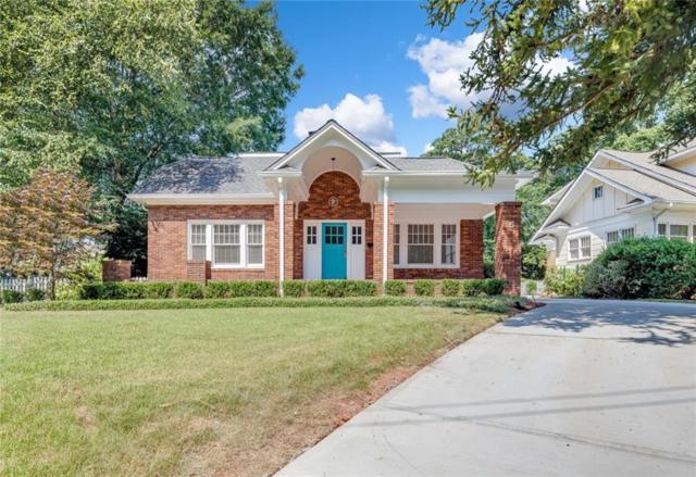 5 Clarendon Avenue, Avondale Estates, GA 30002 (MLS #6590321) :: Good Living Real Estate