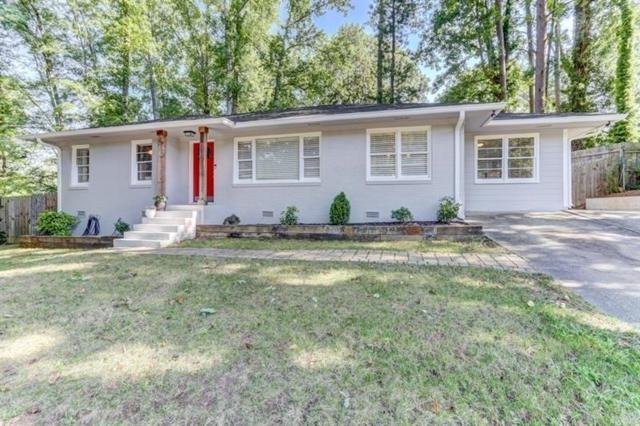 905 Church Street SE, Smyrna, GA 30080 (MLS #6591628) :: The Zac Team @ RE/MAX Metro Atlanta