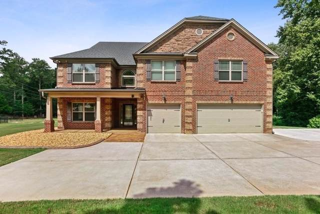 110 Westside Way, Fayetteville, GA 30214 (MLS #6591686) :: Path & Post Real Estate
