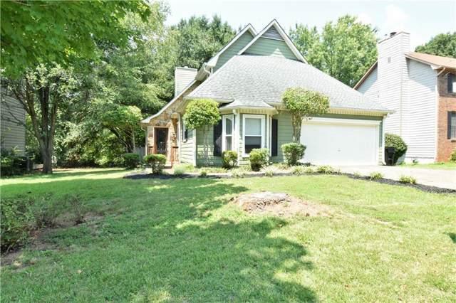 4805 Shallow Farm Drive NE, Kennesaw, GA 30144 (MLS #6591713) :: North Atlanta Home Team