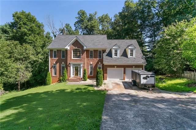 2718 Battery Trace NW, Marietta, GA 30064 (MLS #6591937) :: Charlie Ballard Real Estate