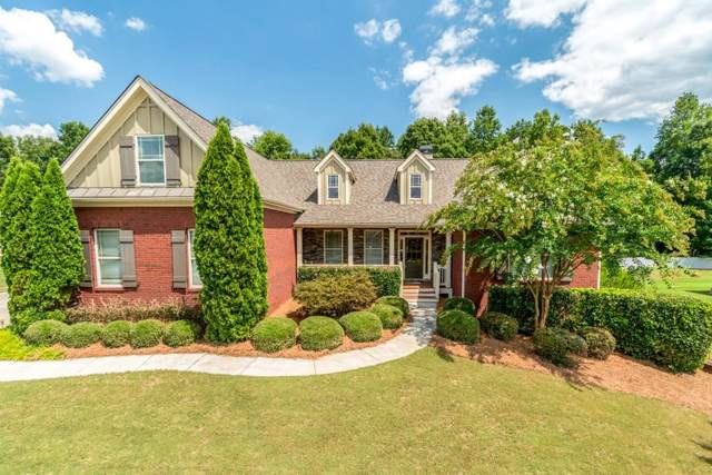 590 Lake Crest Drive, Jefferson, GA 30549 (MLS #6592819) :: The Heyl Group at Keller Williams