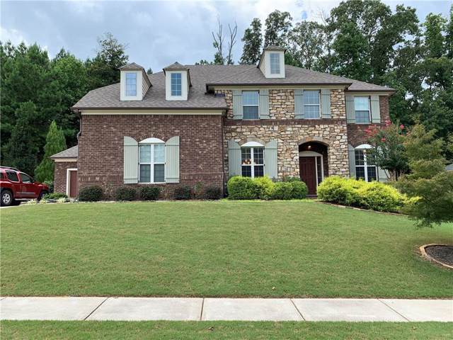 623 Oakbourne Way, Woodstock, GA 30188 (MLS #6592823) :: North Atlanta Home Team