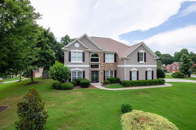 420 Morning Creek Lane, Suwanee, GA 30024 (MLS #6592917) :: RE/MAX Paramount Properties