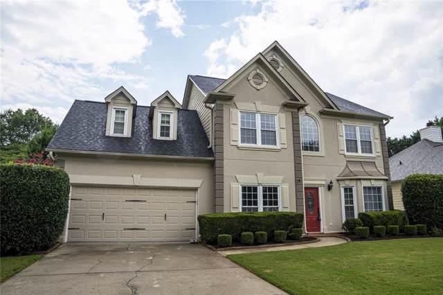 11010 Pinewalk Forest Circle, Alpharetta, GA 30022 (MLS #6593127) :: RE/MAX Paramount Properties