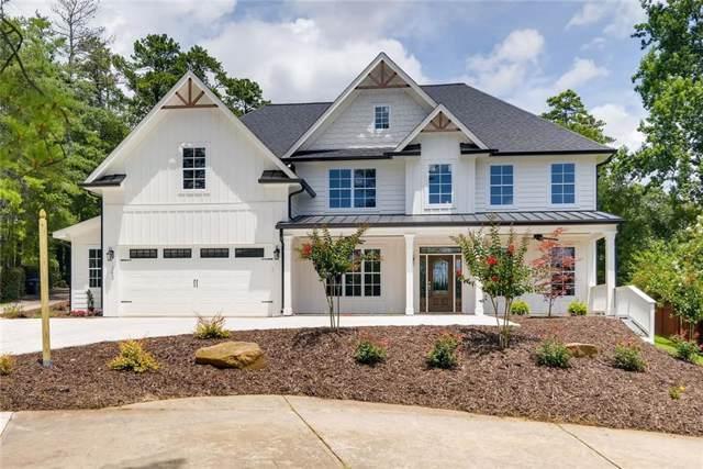 343 Pine Grove Road, Roswell, GA 30075 (MLS #6593239) :: North Atlanta Home Team