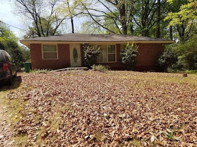 1409 Dennis Drive, Decatur, GA 30032 (MLS #6593331) :: The Zac Team @ RE/MAX Metro Atlanta