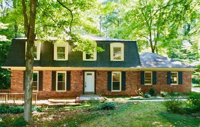 2307 Marthasville Court, Stone Mountain, GA 30087 (MLS #6593421) :: The Zac Team @ RE/MAX Metro Atlanta