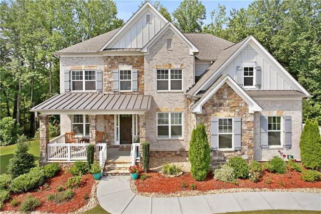 3715 Valleyway Road, Cumming, GA 30040 (MLS #6593619) :: North Atlanta Home Team