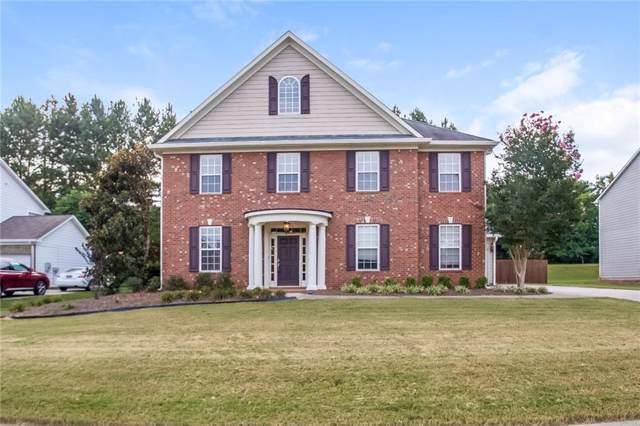 121 Keswick Manor Drive, Tyrone, GA 30290 (MLS #6593665) :: The North Georgia Group
