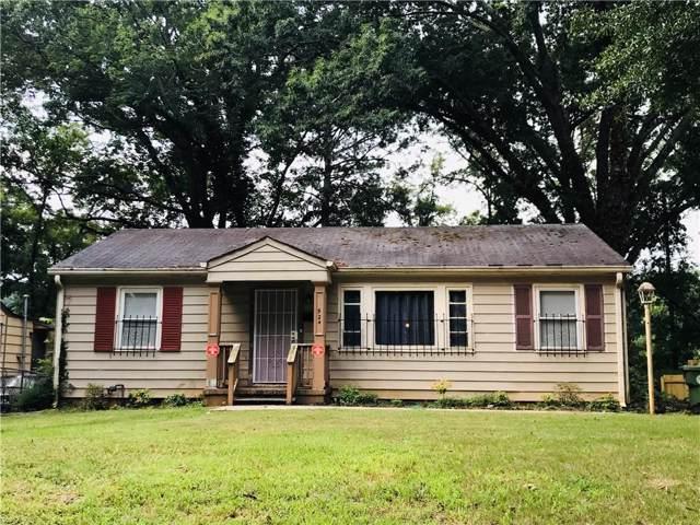 924 Astor Avenue SW, Atlanta, GA 30310 (MLS #6593946) :: North Atlanta Home Team
