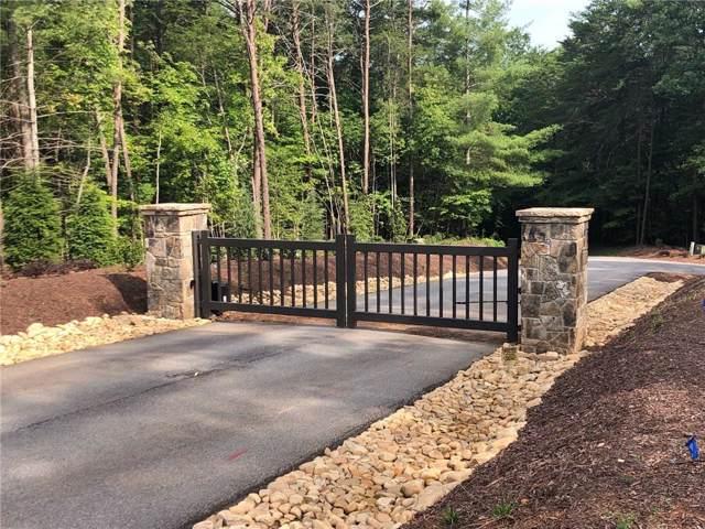 30L White Pine Drive, Dahlonega, GA 30533 (MLS #6594207) :: Dillard and Company Realty Group