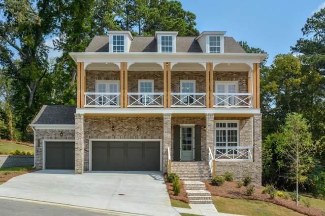 4535 Atley Woods Drive SE, Atlanta, GA 30339 (MLS #6595420) :: North Atlanta Home Team