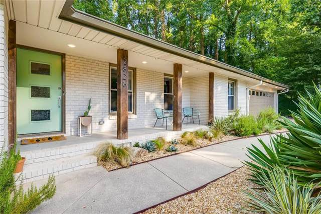 2826 Overlook Drive NE, Atlanta, GA 30345 (MLS #6595439) :: RE/MAX Paramount Properties