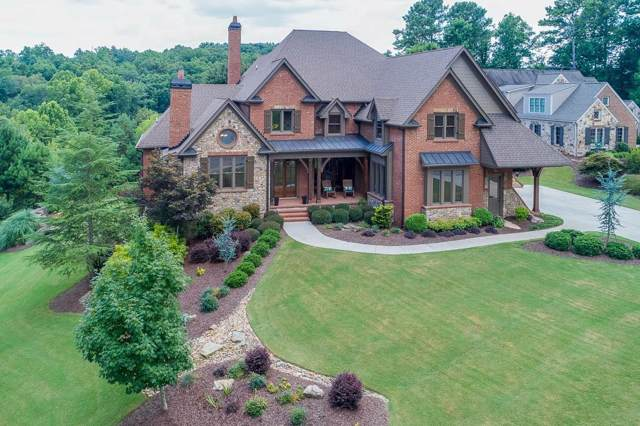 886 Basingstoke Court, Suwanee, GA 30024 (MLS #6595475) :: The North Georgia Group