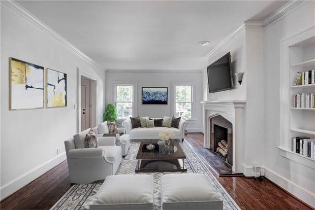 514 Brentwood Drive NE, Atlanta, GA 30305 (MLS #6595560) :: Iconic Living Real Estate Professionals