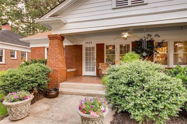 2424 Glenwood Drive NE, Atlanta, GA 30305 (MLS #6595583) :: North Atlanta Home Team