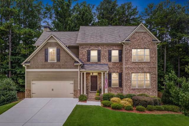 5345 Linholli Circle, Powder Springs, GA 30127 (MLS #6595620) :: North Atlanta Home Team