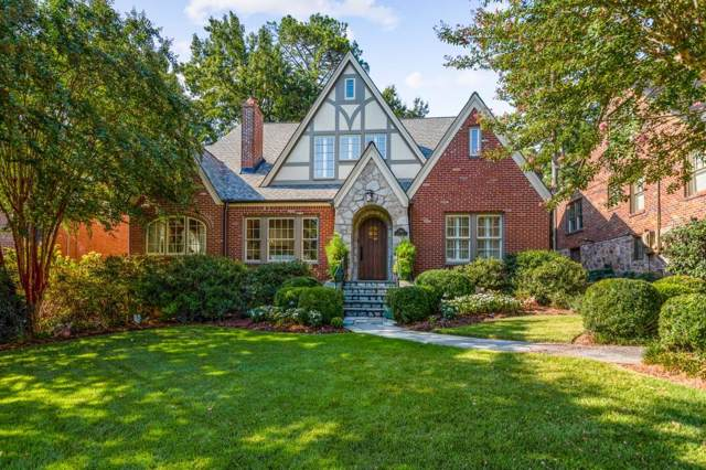 1183 Reeder Circle NE, Atlanta, GA 30306 (MLS #6595660) :: The Zac Team @ RE/MAX Metro Atlanta