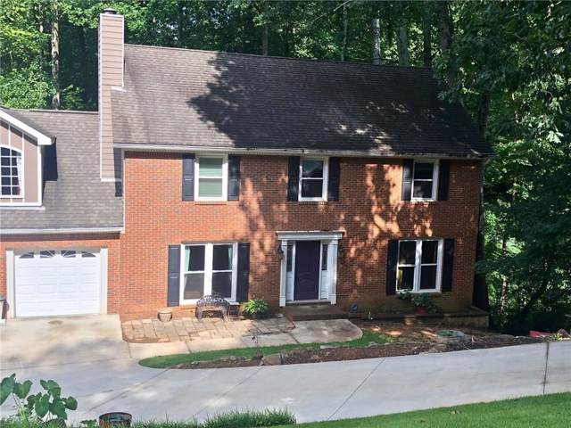 1255 Shiloh Trail East NW, Kennesaw, GA 30144 (MLS #6595766) :: North Atlanta Home Team