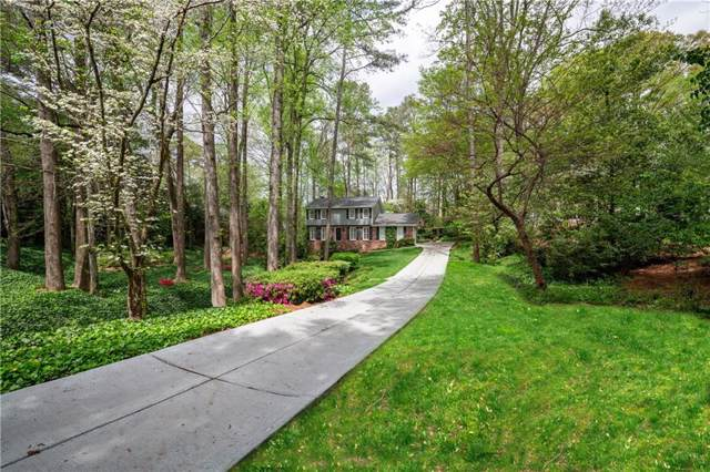 880 Landmark Drive, Sandy Springs, GA 30342 (MLS #6595818) :: North Atlanta Home Team