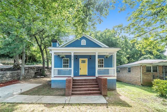 218 Barfield Avenue SW, Atlanta, GA 30310 (MLS #6595867) :: Iconic Living Real Estate Professionals